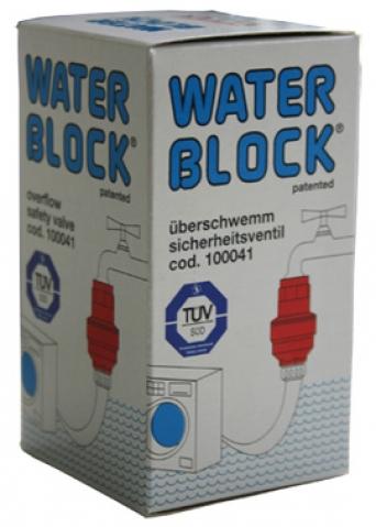 V Block stor Vattensäkring