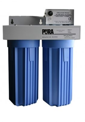 UVB2 stor Vattenfilter med UV